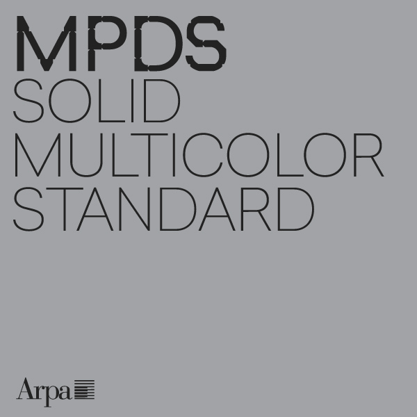 MPDS Solid Multicolor Standard
