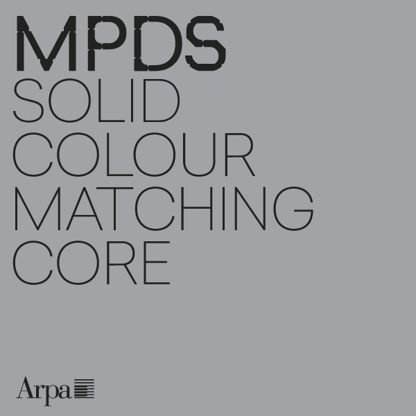 MPDS Solid Color Matching Core
