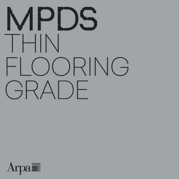 MPDS Thin Flooring Grade