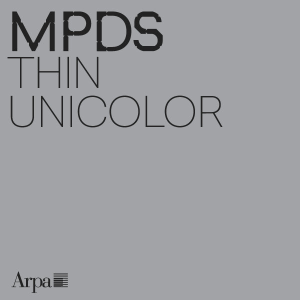 MPDS Thin Unicolor