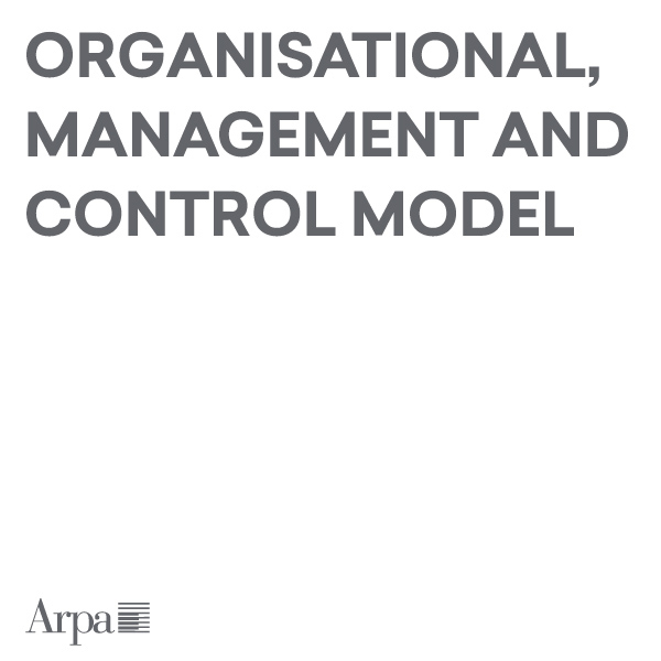 Organisation management and control model