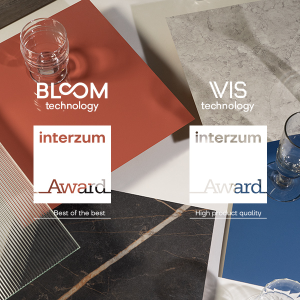 Two Interzum awards 2021 for Arpa Industriale