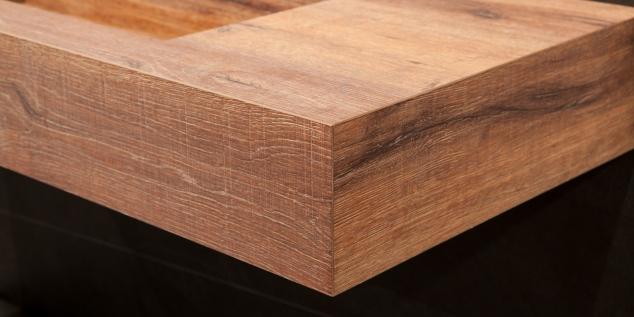 A wood effect