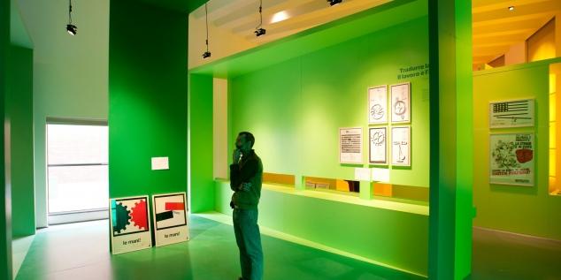 Multicolor inspiration @ La Triennale di Milano. Design by Arch. Fabio Novembre
