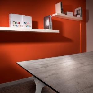 Woods & Solid Arpa HPL for a design minimal