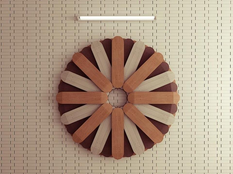 Wheel of Alevè by EDL
