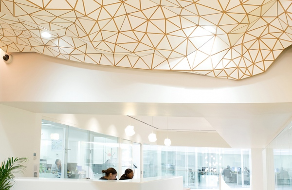 Chalgrin, Paris, France   Designer Quadri fiore Architecture   Photo Credits WOOD-SKIN