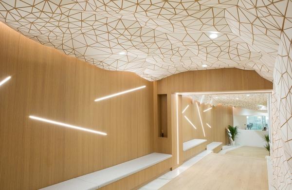 Chalgrin, Paris, France | Designer Quadri fiore Architecture | Photo Credits WOOD-SKIN